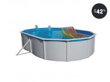 Bazén Steinbach Nuovo de Luxe oval 640 cm