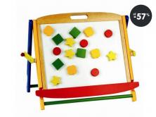 Kreatívne hračky magnetická tabule BINO