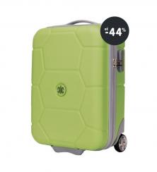 Kufor cestovný Suit Caretta (zelený)