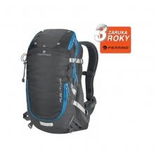 Lacný batoh turistický Ferrino FLASH 24 čierny