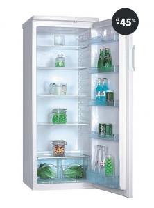 Najlacnejšie chladničky samostatné - Goddess RMC (biela farba)