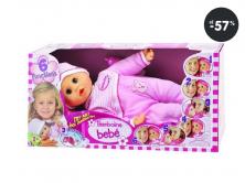 Najlacnejšie hračky pre dievčatá Bábika Bamboline