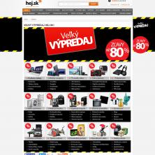 Povianočné zľavy - výpredaj v internetovom e-shope HEJ