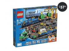 Stavebnice/hračky Lego City 60052 nákladný vlak