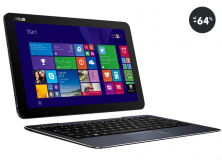 Výpredaj - tablet Asus Transformer Book čierny
