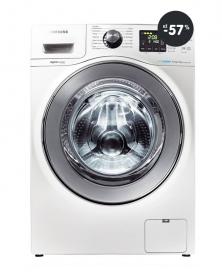 Lacná práčka so sušičkou Samsung biela