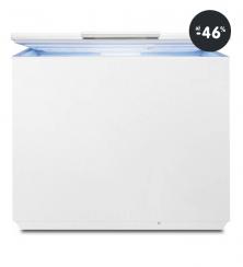 Najlacnejšie mraznička pultová Electrolux (biela farba)