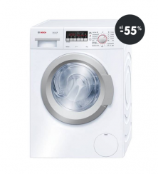 Najlacnejšie práčka automatická Bosch biela (WLK20261BY)