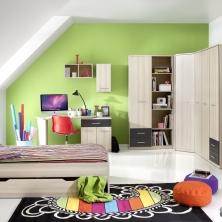 Študentská izba - najlacnejšie nábytok