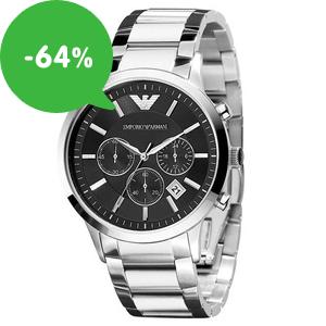 Akcia: Lacné hodinky dámske, pánske, detské – zľavy až 64%
