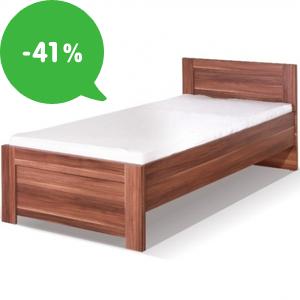 312cdbf50288 Akcia  Lacné postele jednolôžkové manželské so zľavou až 41%