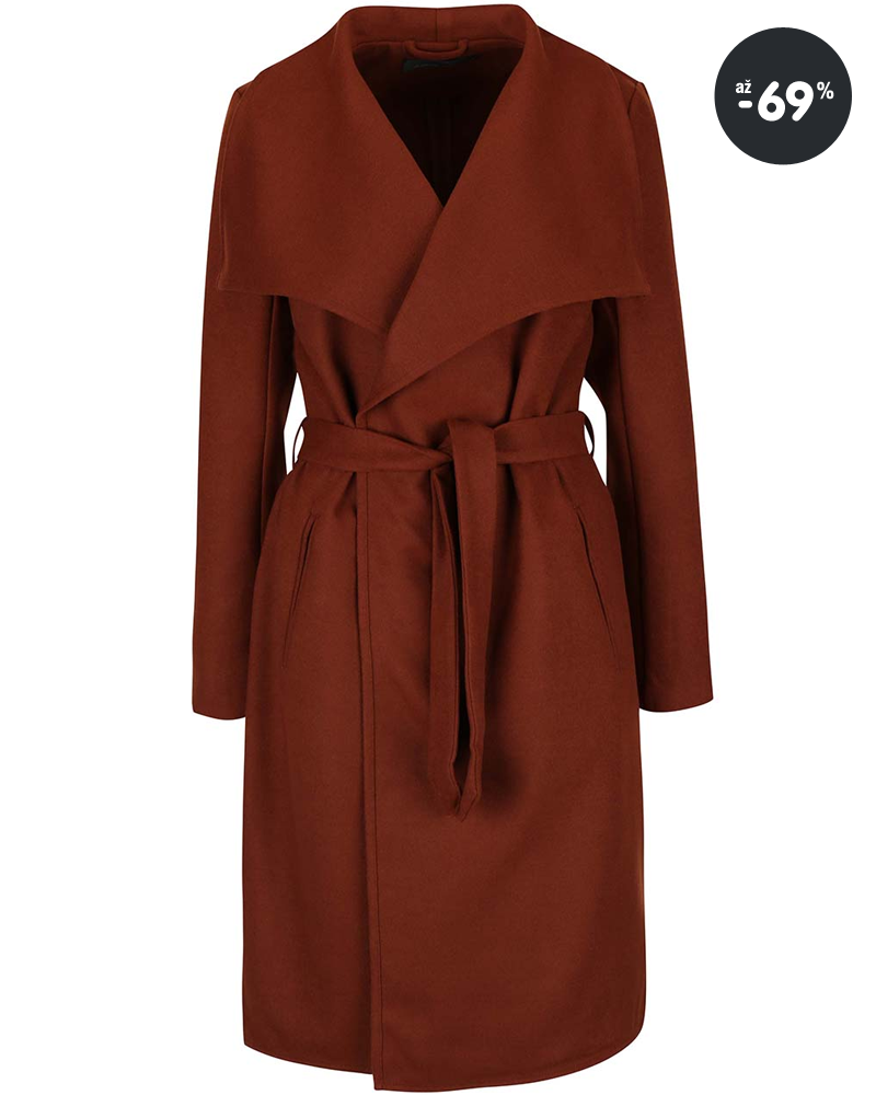 e9d508b00 Výpredaj: Dámske kabáty a bundy so zľavou až 69% + doprava zadarmo
