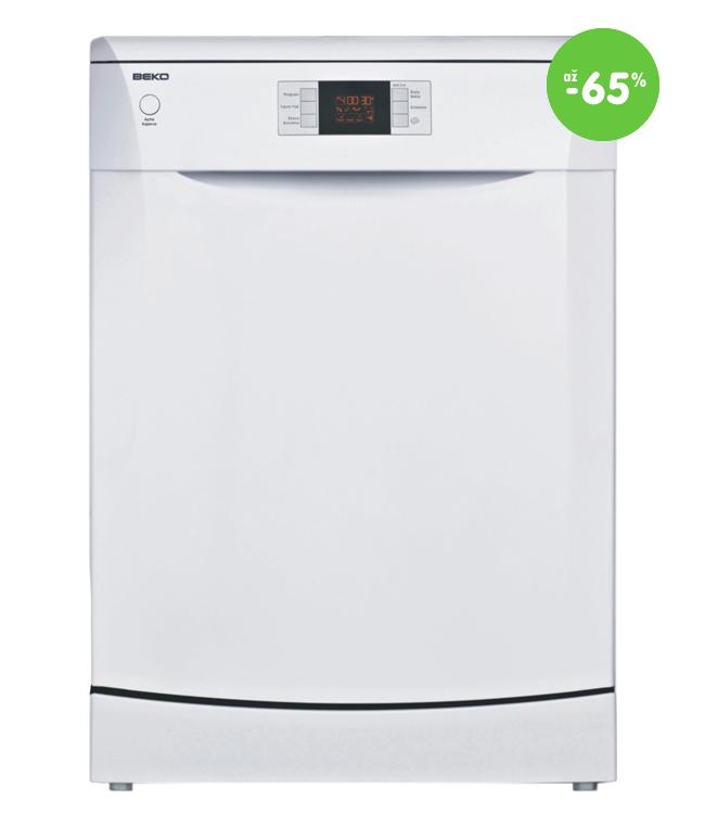 1ba23257d Výpredaj: Lacné umývačky riadu (samostatné/vstavané) (-65%)