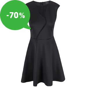 Lacné spoločenské šaty (dlhé/krátke) so zľavou až 70%