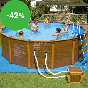 Najlacnejšie bazény a príslušenstvo – akcia v eshope HEJ