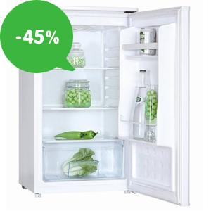 Najlacnejšie chladničky s mrazničkou / bez mrazničky (-45%)