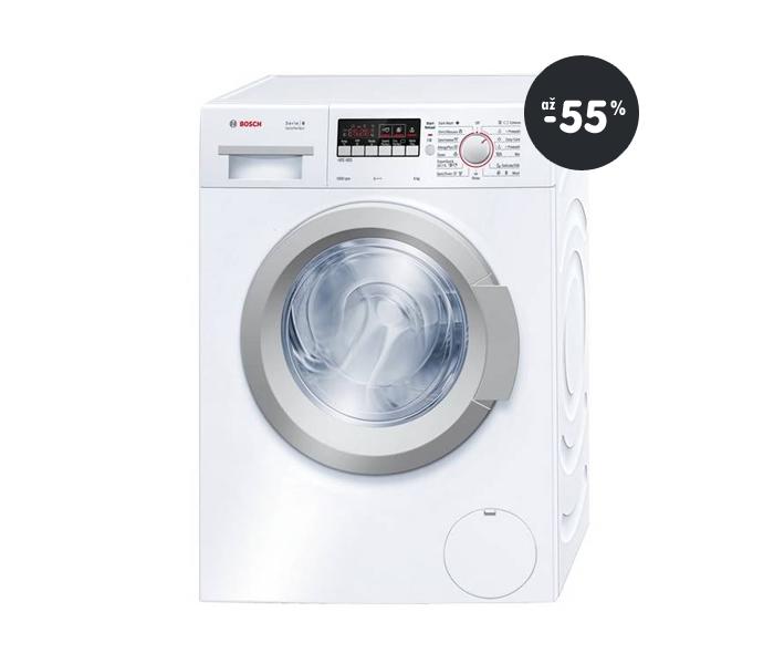 9f9d2fc0e Najlacnejšie práčka automatická Bosch biela (WLK20261BY) ...