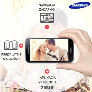 Balíček benefitov k fotoaparátom Samsung z oficiálnej distribúcie