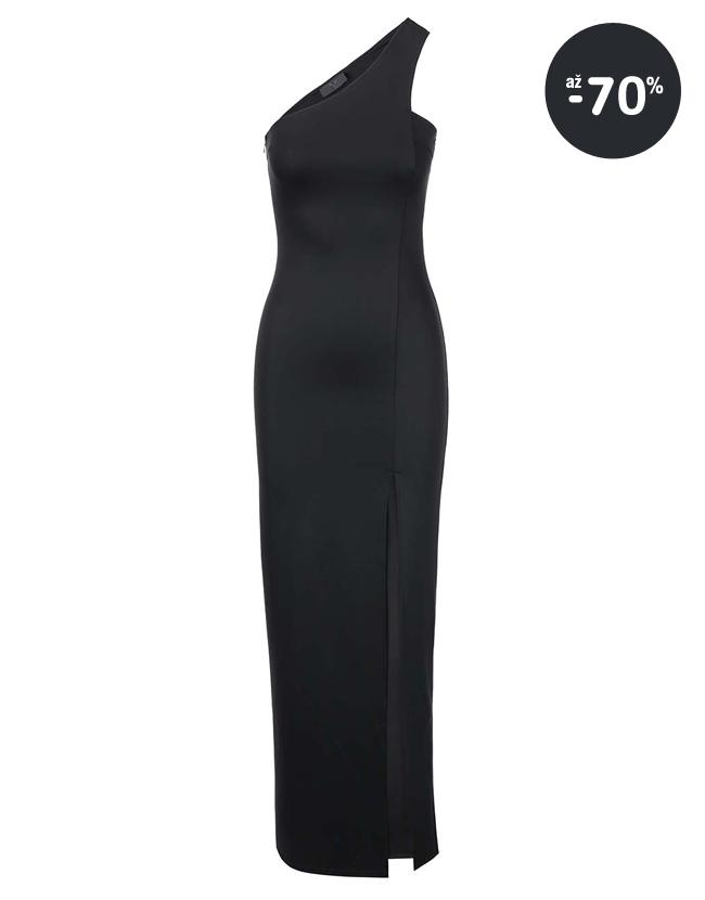 ... lacno AX Paris čierne Spoločenské šaty dlhé AX Paris čierne d41f1a7f1d5