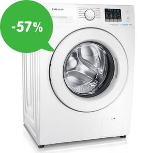 Výpredaj: Lacné práčky štandardné/so sušičkou – zľavy až 57%