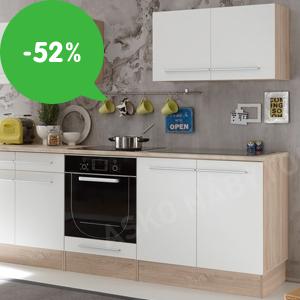Výpredaj: Najlacnejšie kuchyne so zľavou až 52% v ASKO